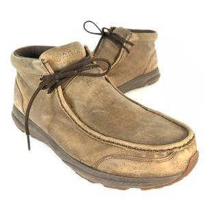 ariat suede shoes cruiser